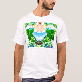 Lotusblommadamm - fira naturen tröja