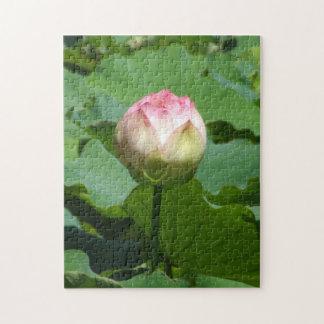 Lotusblommapussel Pussel