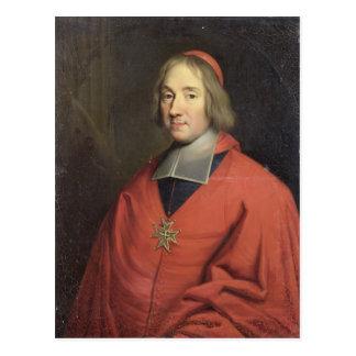 Louis-Antoine de Noailles Ärkebiskop av Paris Vykort