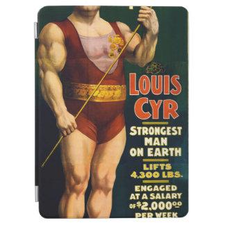 Louis Cyr, starkast man på jord iPad Air Skydd