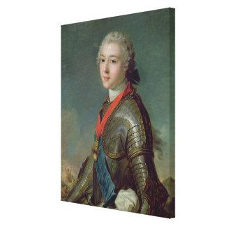 Louis Jean Marie de Bourbon Canvastryck