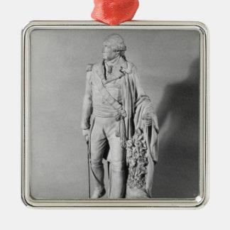Louis-Joseph de Bourbon 8th Prince av Conde Julgransprydnad Metall