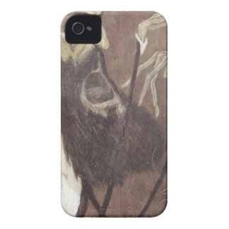 Louis Namêche vid Felicien Rops iPhone 4 Case-Mate Fodral