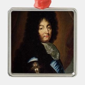 Louis XIV Julgransprydnad Metall