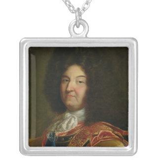 Louis XIV Silverpläterat Halsband