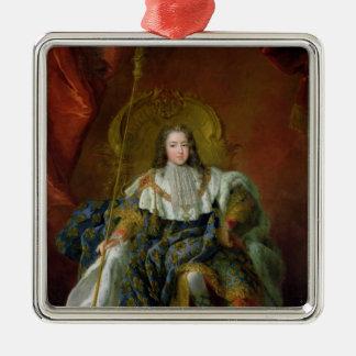 Louis XV 1723 Julgransprydnad Metall