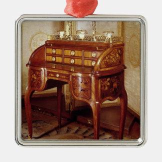 Louis XV handstilskrivbord Julgransprydnad Metall