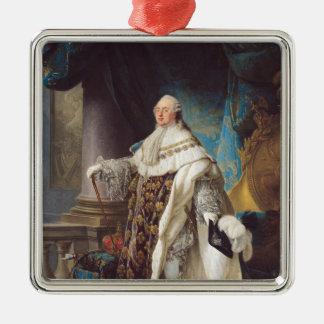 Louis XVI Julgransprydnad Metall