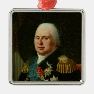 Louis XVIII efter 1815 Julgransprydnad Metall