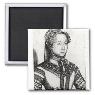 Louise Labe LaBelle Cordiere, 1555 Magnet