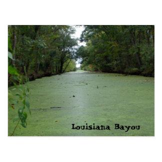 Louisiana flodarm vykort