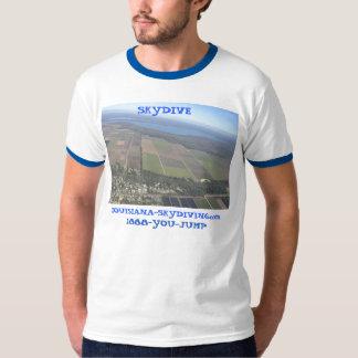 Louisiana skydive fallskärmjord tröja