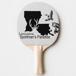 Louisiana sportsmans paradis pingisracket