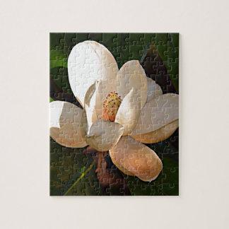 Louisiana sydlig Magnolia Pussel