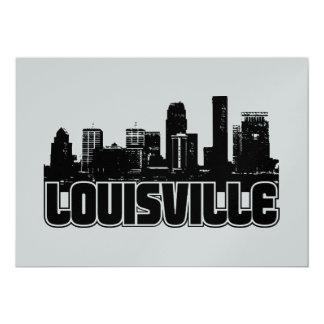 Louisville horisont 12,7 x 17,8 cm inbjudningskort