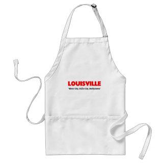 Louisville Kentucky Förkläde