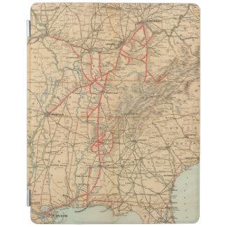 Louisville och Nashville järnväg iPad Skydd