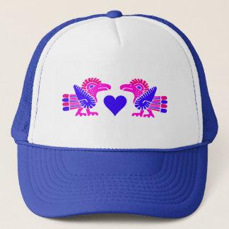 Love birdshatt truckerkeps