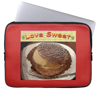Love Sweet Laptop Sleeve