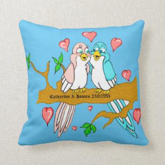 Lovebirds Kudde