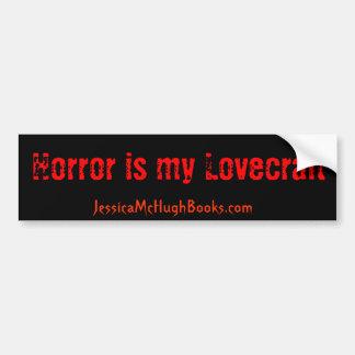 Lovecraft Bildekal