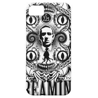 Lovecraftian drömmar iPhone 5 hud