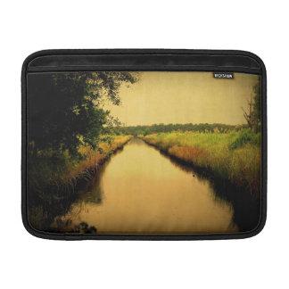 Lowcountry för vintage för MacBook luftsleeve land MacBook Sleeves