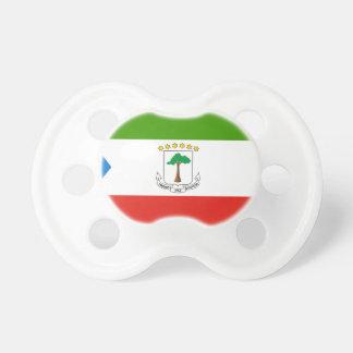 Lowen kostar! Ekvatorialguinea flagga Napp