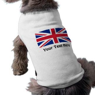 Lowen kostar fackliga den bästa jackflagga av den långärmad hundtöja
