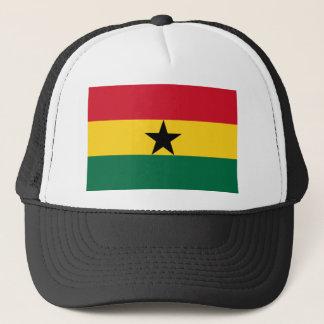Lowen kostar! Ghana flagga Keps