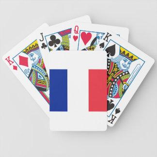 Lowen kostar! Guadeloupe flagga Spelkort