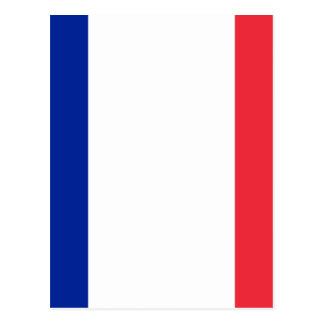 Lowen kostar! Guadeloupe flagga Vykort