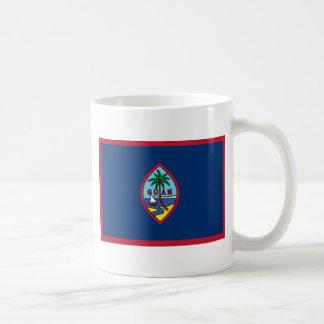 Lowen kostar! Guam flagga Kaffemugg