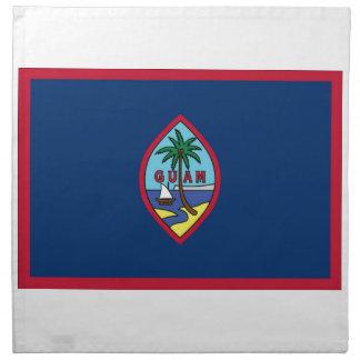 Lowen kostar! Guam flagga Tygservett