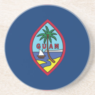 Lowen kostar! Guam flagga Underlägg