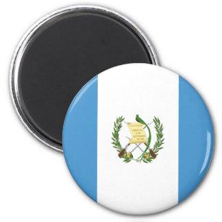 Lowen kostar! Guatemala flagga Magnet