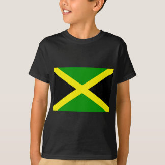 Lowen kostar! Jamaica flagga T-shirt