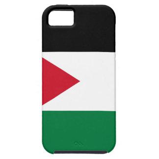 Lowen kostar! Jordanienflagga iPhone 5 Skal