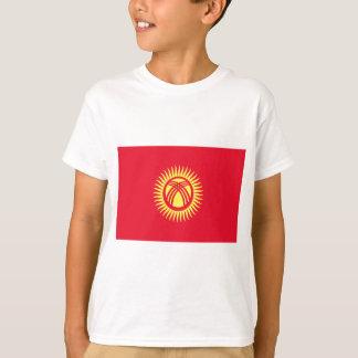 Lowen kostar! Kirgizistanflagga Tee