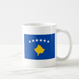 Lowen kostar! Kosovo flagga Kaffemugg