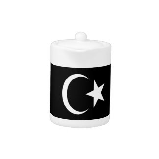 Lowen kostar! Libyen flagga