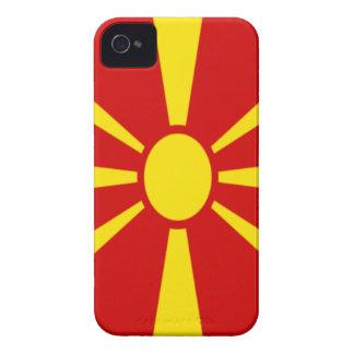 Lowen kostar! Makedonien flagga iPhone 4 Fodraler
