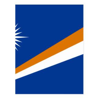 Lowen kostar! Marshallöarnaflagga Vykort
