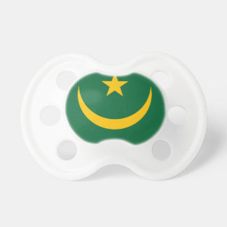 Lowen kostar! Mauretanien flagga Napp