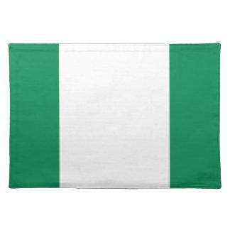 Lowen kostar! Nigeria flagga Bordstablett