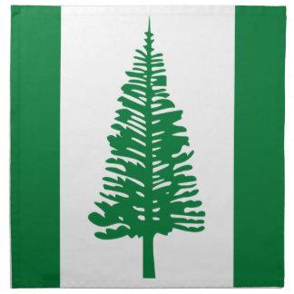 Lowen kostar! Norfolk öflagga Tygservett