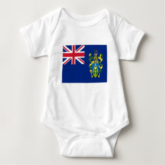 Lowen kostar! Pitcairn öflagga Tshirts