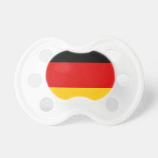 Lowen kostar! Tysk flagga Napp