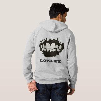 LOWLIFE - Tröja - Mönster rygg