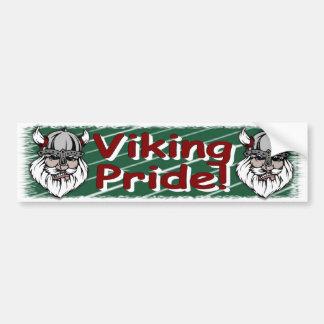 Lowndes Viking pride Bildekal